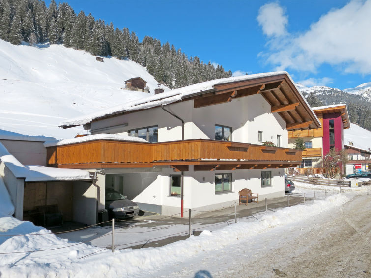 Haus Alexander (LNH220) - Apartment - Hintertux