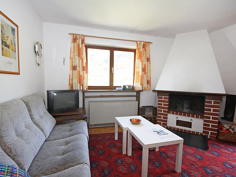 Private holidayhome Sebastian in Tirol, 700 m from the Hintersteiner See (4p) (I-301)