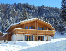 Walchsee - Maison de vacances Chalet CHIEMSEE (WAL401)