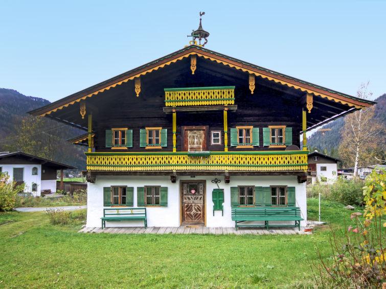 vacances autriche Maison de vacances Ensmann, Erpfendorf, Eté