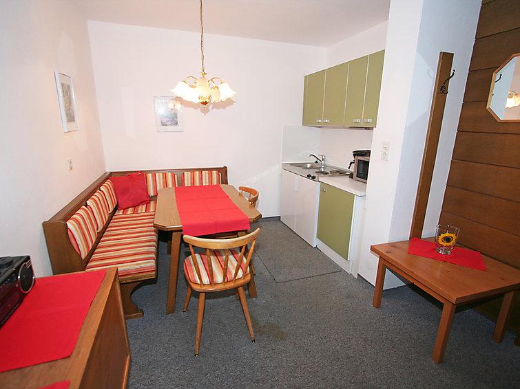 Appartement Haus Koch (4p) met sauna op 400 meter van de piste (I-506)