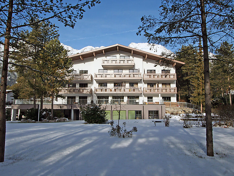 Apartment (6p) Elisabeth with a beautiful view, wifi and 500 meter from the ski ring in Tirol (I-436)