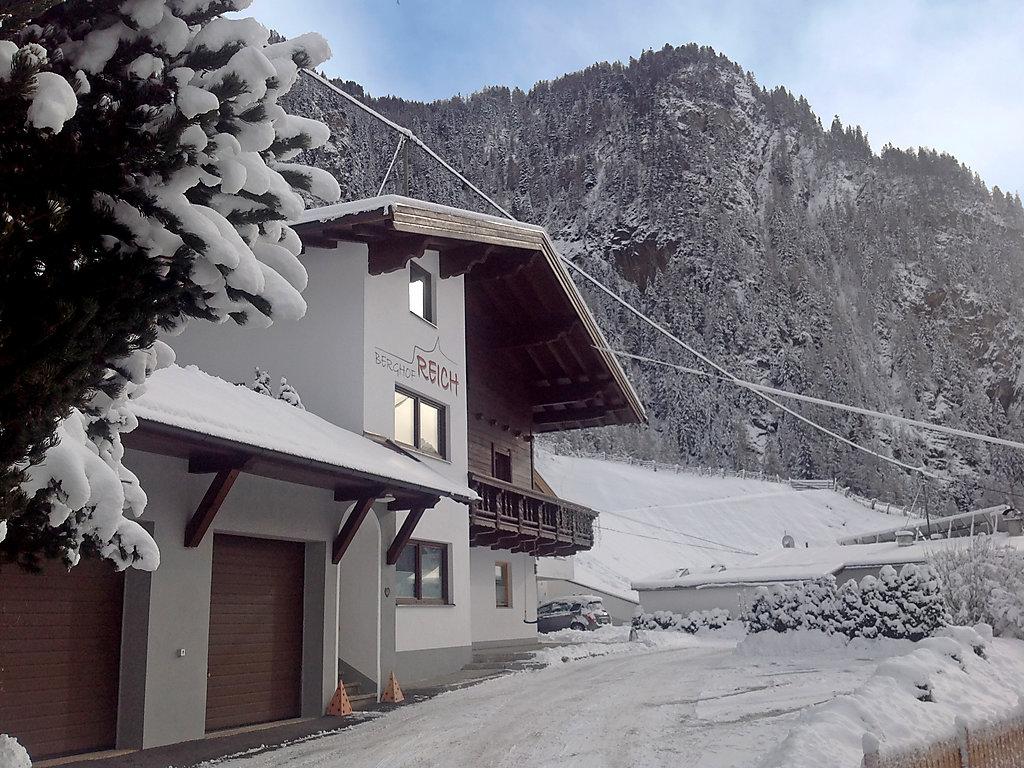 Ferienhaus Berghof Reich Bauernhof in Österreich