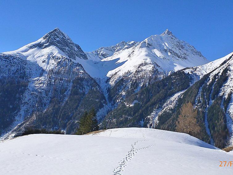 Wintersportappartement Himmelreich (4p) met internet in Langenfeld, Tirol. Dichtbij skigebied Solden (I-355)