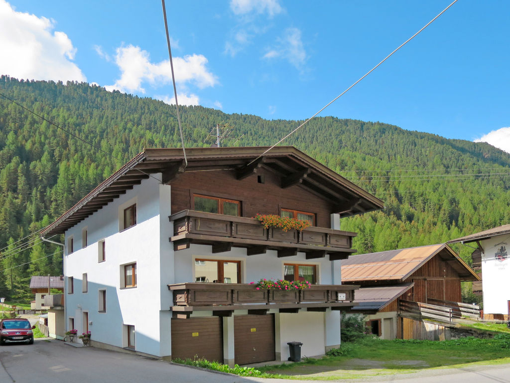 Holiday apartment Claudia (GES120) (854234), Längenfeld, Ötztal, Tyrol, Austria, picture 1