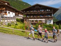 Sölden - Apartamenty Superior Apartment 5 Personen
