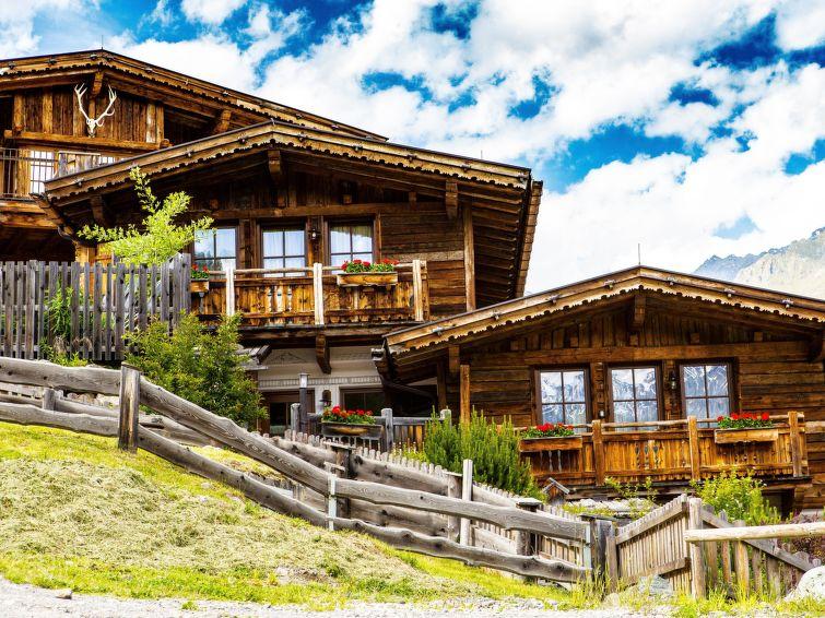 grunwald resort solden - chalets sk