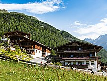 Sölden - Rekreační dům Grünwald Resort Sölden - Chalets