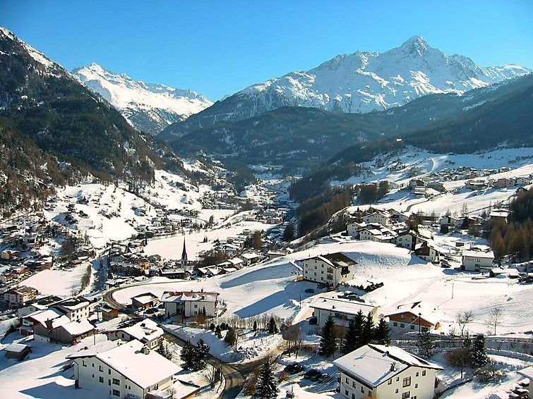 Appartement Alpin in Sölden, Oostenrijk AT6450.510.5 | Interhome
