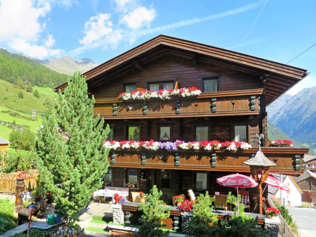 Appartement de vacances Bergers (SOE551) (113452), Sölden (AT), Ötztal, Tyrol, Autriche, image 1