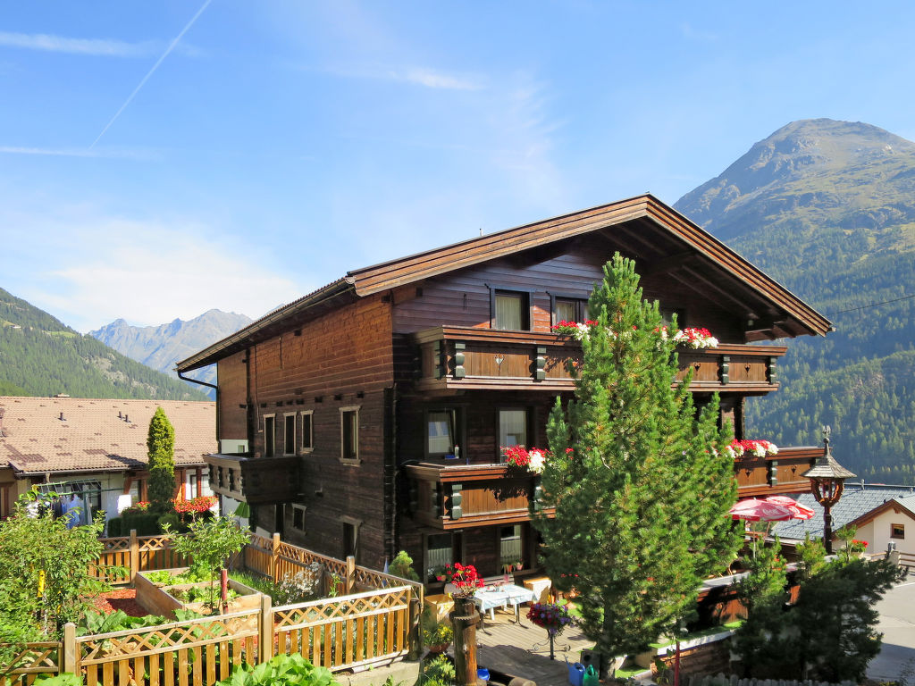 Appartement de vacances Bergers (SOE551) (113452), Sölden (AT), Ötztal, Tyrol, Autriche, image 10