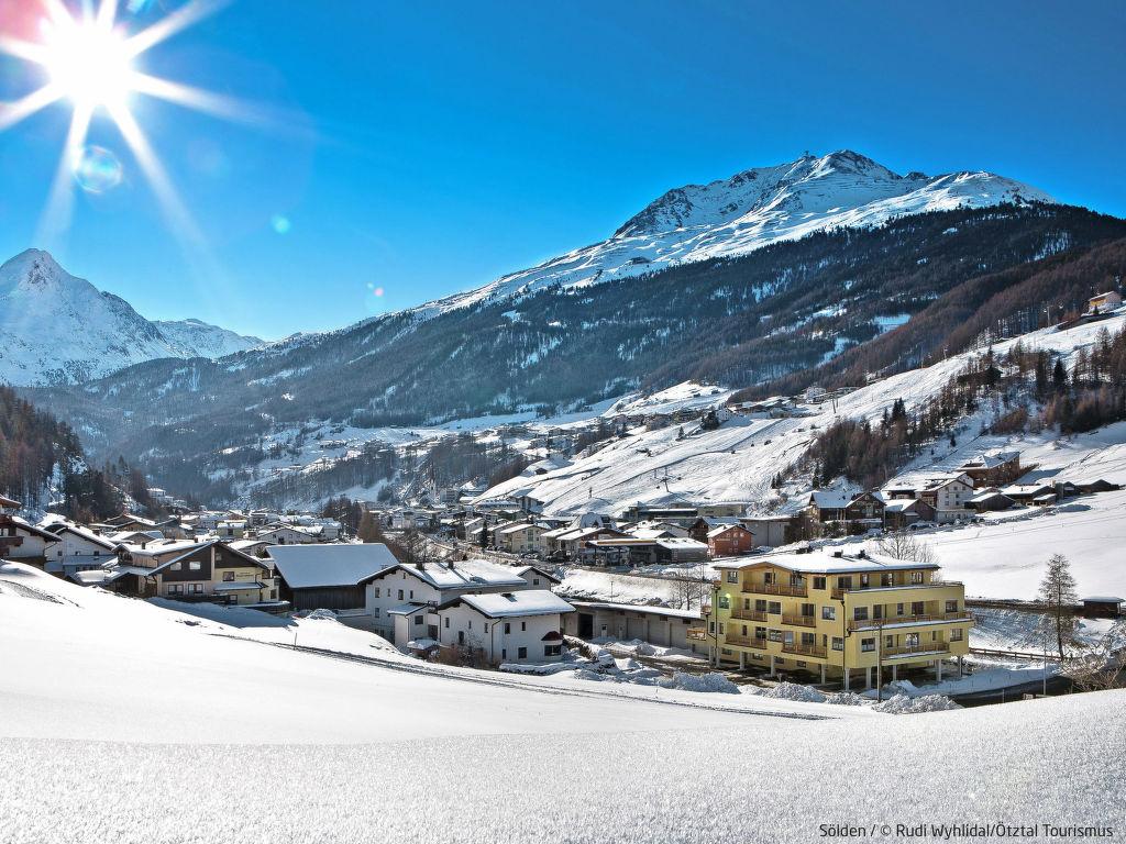 Appartement de vacances Nadine (SOE401) (111159), Sölden (AT), Ötztal, Tyrol, Autriche, image 21