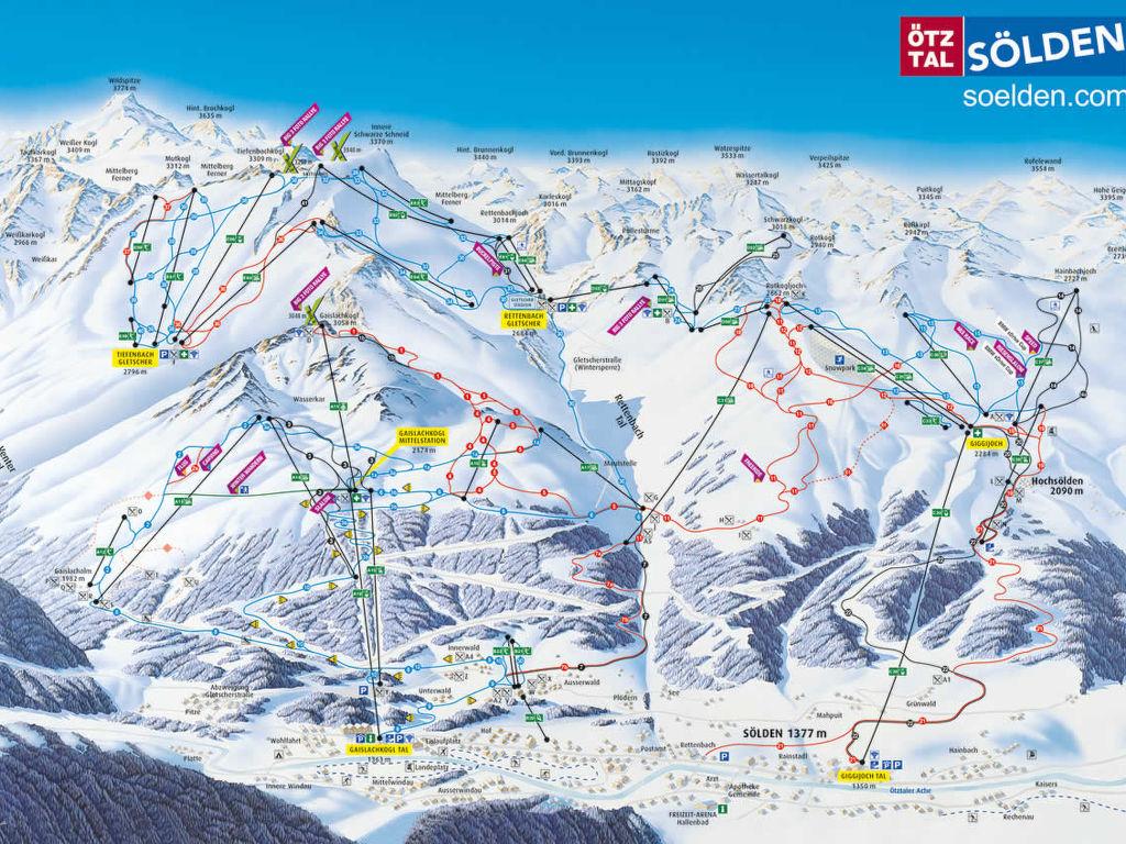 Ferienwohnung Nadine (SOE407) (109836), Sölden (AT), Ötztal, Tirol, Österreich, Bild 3