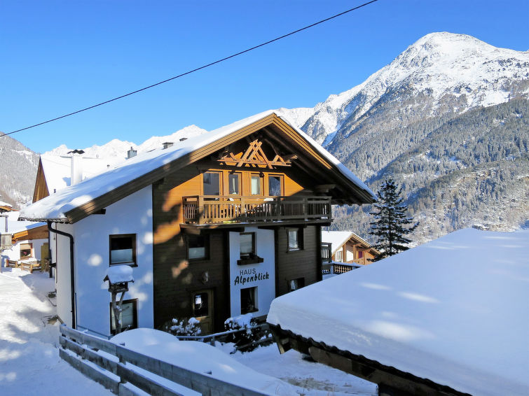 Haus Alpenblick (SOE750) - Apartment - Sölden