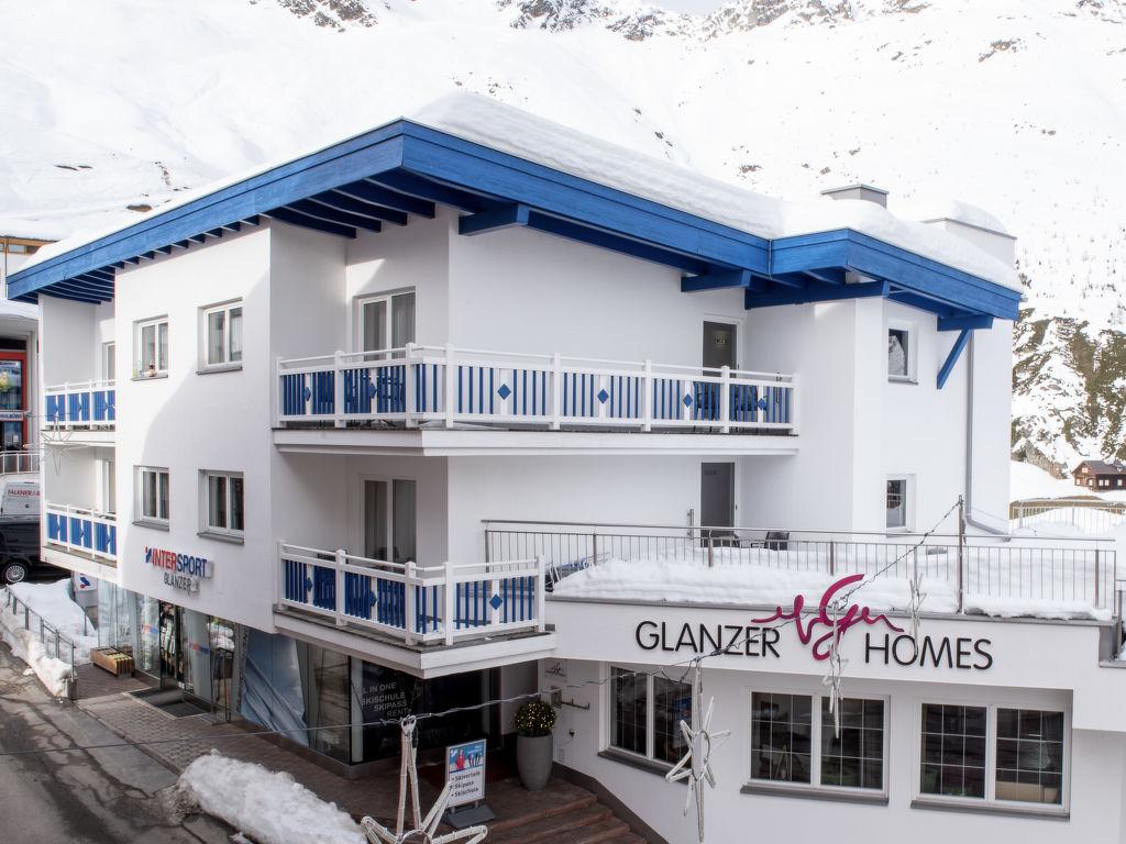 Ferienwohnung Glanzer Homes - Hamrach Suite (SOE07 Ferienwohnung in Österreich