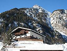 Rakousko, Pitztal, Sankt Leonhard im Pitztal