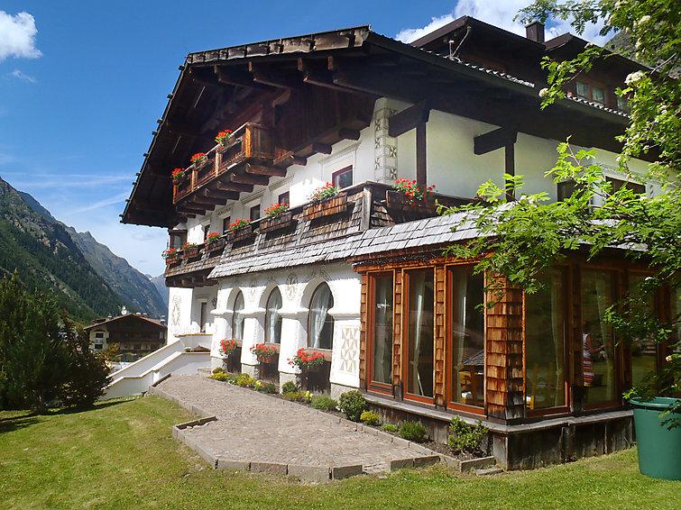 2 persons apartment Pitztal with sauna in Pitztal, Austria (I-471)