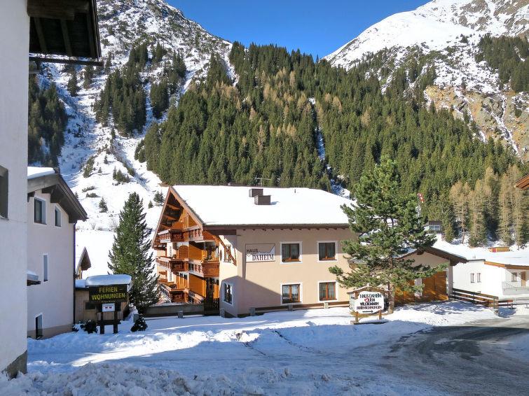 Mittagskogel (PZT383) - Apartment - Sankt Leonhard im Pitztal