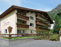 Sankt Leonhard im Pitztal - Apartment Daheim (PZT381)
