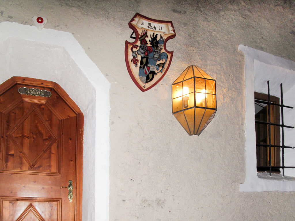 Holiday apartment Burg Biedenegg, Pach (FIE201) (108410), Fließ, Tirol West, Tyrol, Austria, picture 10