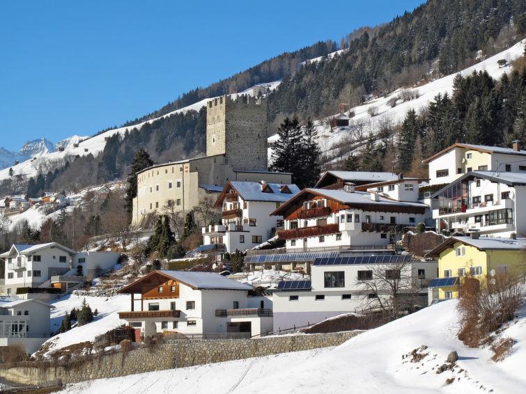 Burg Biedenegg, Pach (FIE201) - Apartment - Fließ