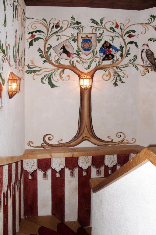 Holiday apartment Burg Biedenegg,Trautson (FIE202) (112238), Fließ, Tirol West, Tyrol, Austria, picture 21
