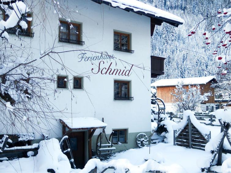 Haflingerhof Almrose (KNT102) - Apartment - Feichten im Kaunertal