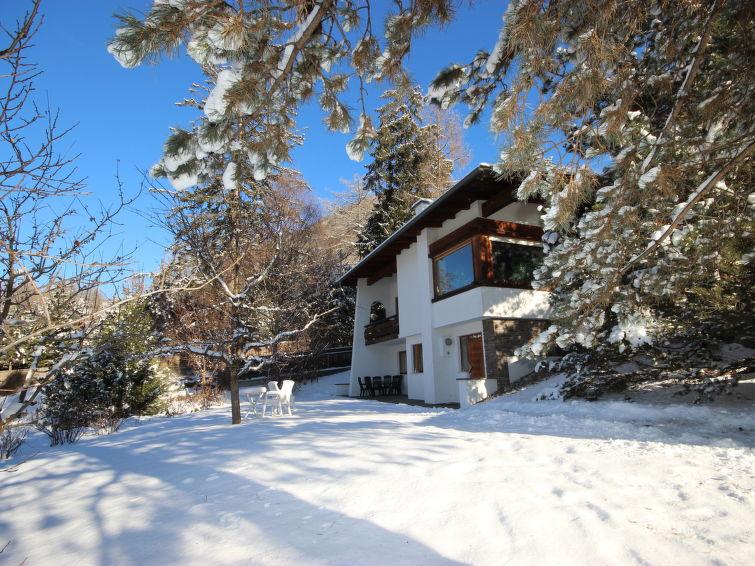 Particulier wintersportappartement Mader in Tirol (6 p) aan de piste met internet (I-318)