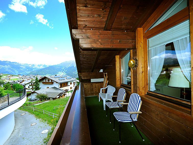 Appartement Platz an der Sonne (3p) in de bergen van Tirol, met internet (I-320)