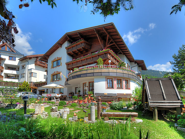 Appartement Fiss - Austria Aparthotel Fiss