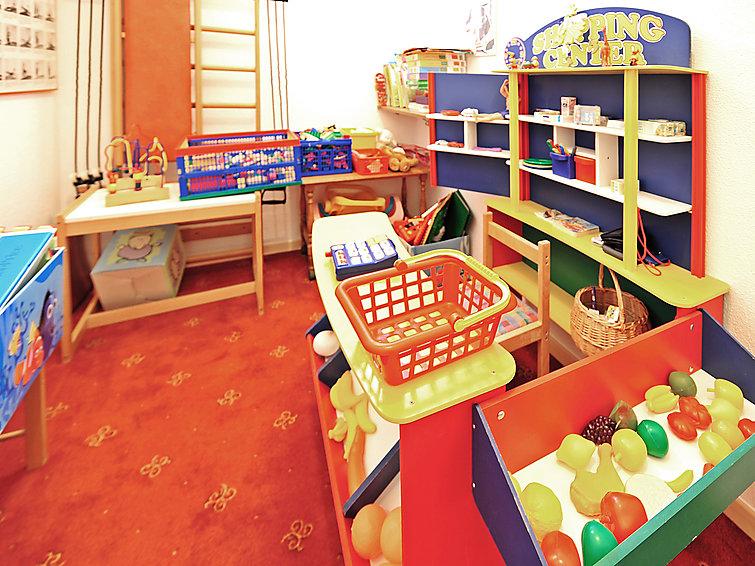 Kindvriendelijk appartement Platz an der Sonne in Tirol (4p) (I-322)