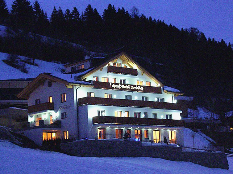 Wintersportappartement in aparthotel Ladis (6p) aan de piste skigebied Serfaus-Fiss-Ladis (I-311)