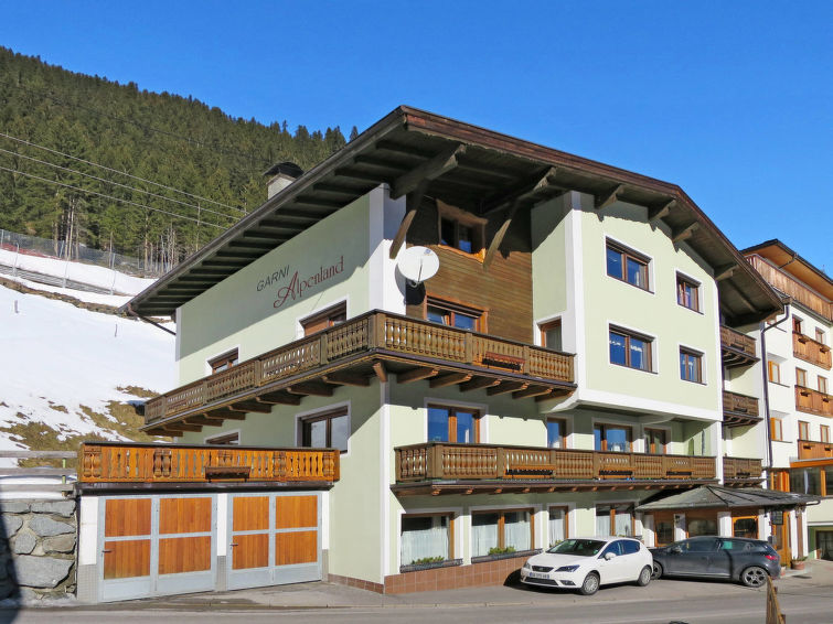 Haus Alpenland (KPP440)