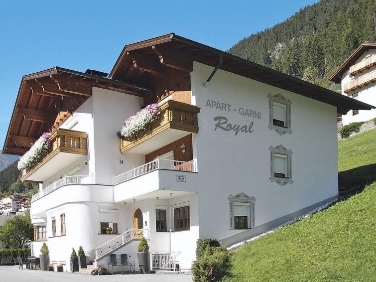 Ferienwohnung Apart Garni Royal (KPL135)