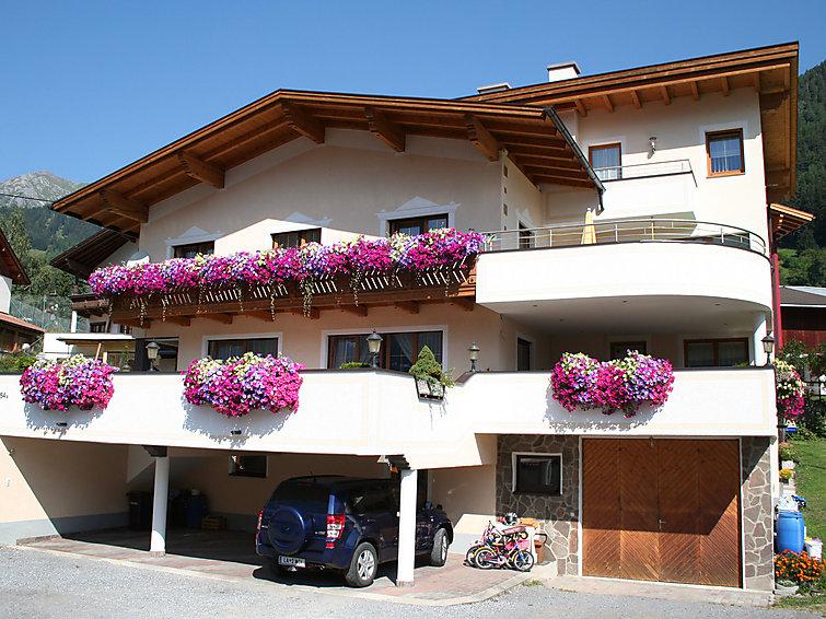 Ferienwohnung Starjakob, Pettneu am Arlberg, Sommer