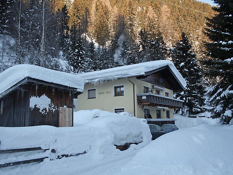 Arlberg - Apartment - St. Anton am Arlberg