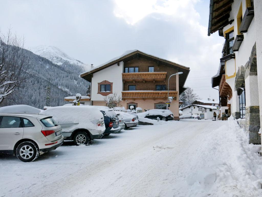 Holiday apartment Am Schönbach (STA152) (107129), St. Anton am Arlberg, St. Anton am Arlberg, Tyrol, Austria, picture 8