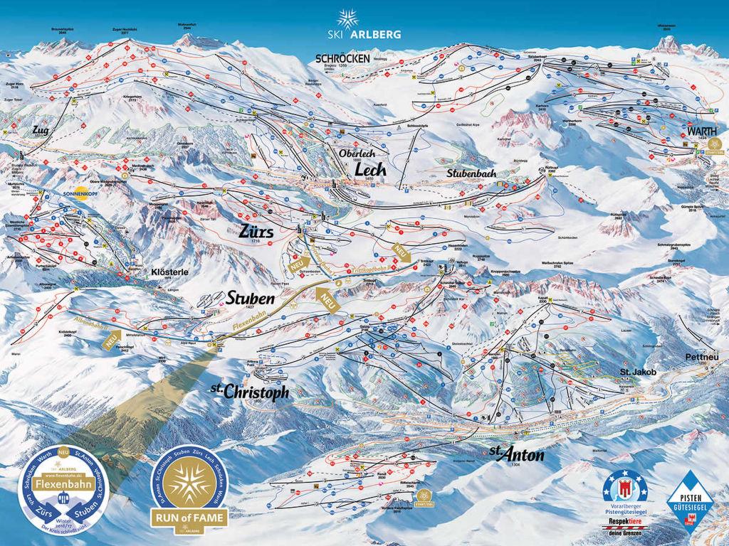 Holiday apartment Hof am Schönbach (STA163) (326663), St. Anton am Arlberg, St. Anton am Arlberg, Tyrol, Austria, picture 3