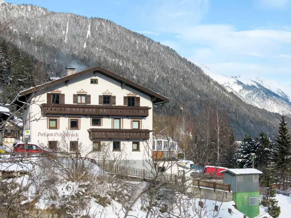 Holiday apartment Hof am Schönbach (STA163) (326663), St. Anton am Arlberg, St. Anton am Arlberg, Tyrol, Austria, picture 2
