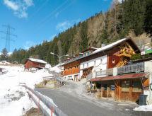 Sankt Anton am Arlberg - Apartment Obergand (STA215)