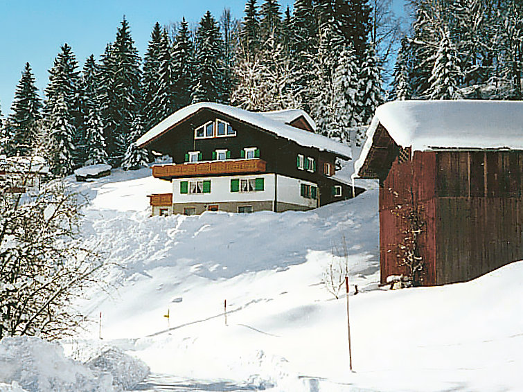 Accommodation in Schruns