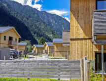 Sankt Gallenkirch - Appartamento Chalet Montafon