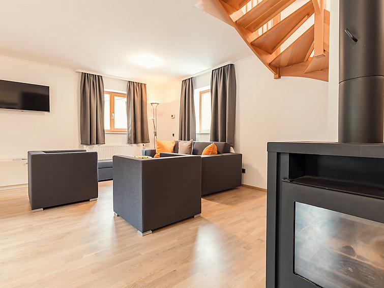 Vakantiehuis chalet montafon in sankt gallenkirch oostenrijk
