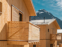 Sankt Gallenkirch - Apartment Chalet Montafon