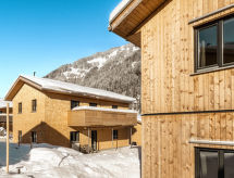 Sankt Gallenkirch - Apartment Chalet-Resort Montafon (SGK120)