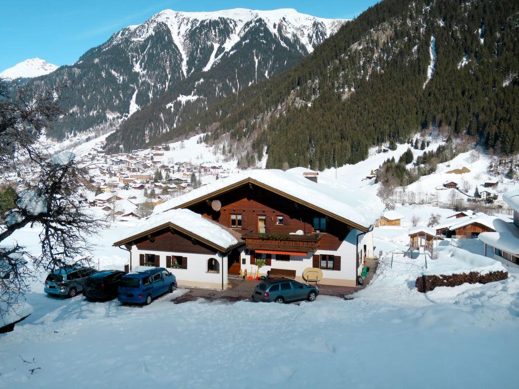 Holiday apartment Brandl (GUR580) (105156), Gaschurn, Montafon, Vorarlberg, Austria, picture 2