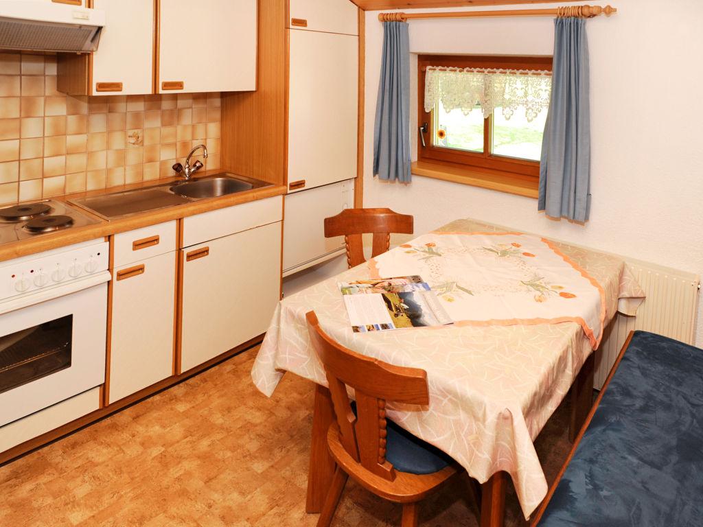 Holiday apartment Brandl (GUR580) (105156), Gaschurn, Montafon, Vorarlberg, Austria, picture 4