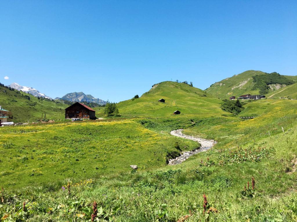 Appartement de vacances 3-Zi-Wohnung (AUZ110) (2148560), Au (AT), Bregenzerwald, Vorarlberg, Autriche, image 3