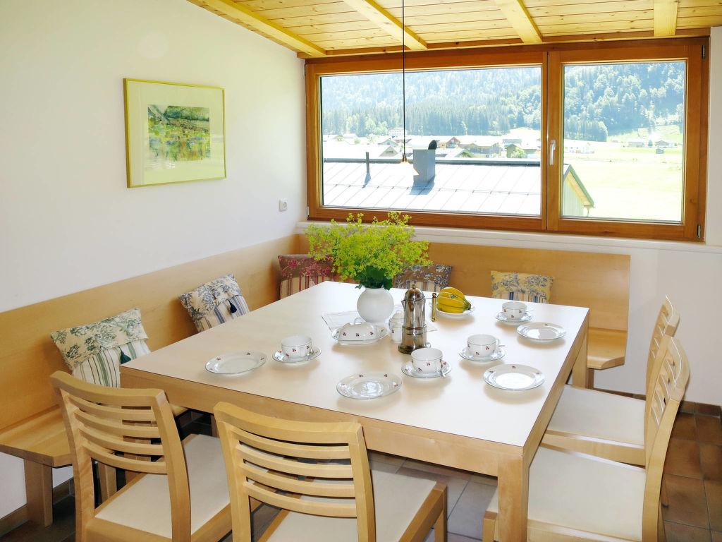 Appartement de vacances 3-Zi-Wohnung (AUZ110) (2148560), Au (AT), Bregenzerwald, Vorarlberg, Autriche, image 5