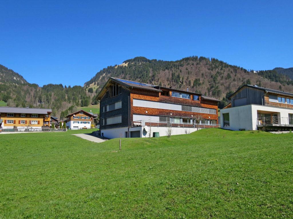 Appartement de vacances 3-Zi-Wohnung (AUZ110) (2148560), Au (AT), Bregenzerwald, Vorarlberg, Autriche, image 1